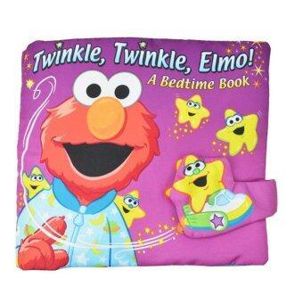 Smartbabyandkid หนังสือผ้า Twinkle Twinkle Elmo
