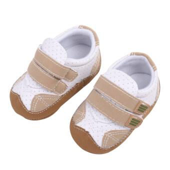 รองเท้าเด็กอ่อนเด็กพื้นรองเท้า (กากี) - Intl