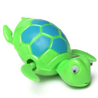 ลอยลมมาว่ายน้ำในฤดูเต่าของเล่นสำหรับเด็ก ๆ อาบน้ำสนุกมาก