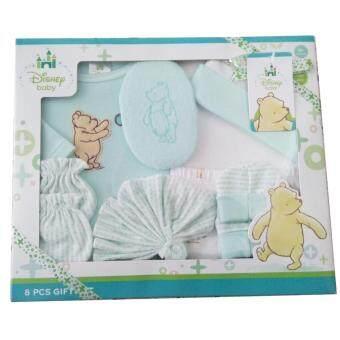 Baby Home Disney Set ชุดของขวัญ เด็กแรกเกิด 8 ชิ้น