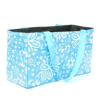 Harga Portable Baby Changing Diaper Nappy Mummy Mother multifunctional Handbag Blue