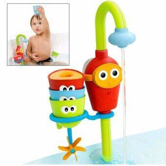 ของเล่นในห้องน้ำ ของเล่นอาบน้ำ ก๊อกน้ำคุณหนูหรรษา