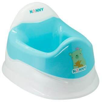 NANNY NEW NANNY กระโถนเด็ก N472 สีฟ้า