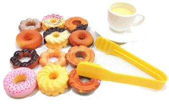 smartbabyandkid Sracking Donutsเกมฝึกสมดุลgreen