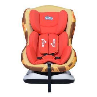 คาร์ซีท Fico GM รุ่น Royal สีส้ม