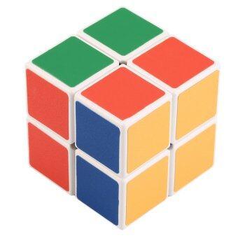 โอนิว เซ็ตที่ 2 x 2 ขาวลูกบาศก์บิดความเร็วสูงพลังสร้างสรรค์ของเล่นปริศนา