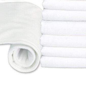 Riko แผ่นรองซับนาโน แผ่นรองซับฉี่ สำหรับ กางเกงผ้าอ้อม หนา 3 ชั้น จำนวน 5แผ่น