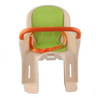 Baby เก้าอี้ติดจักรยานด้านหลัง (สีเบจ)