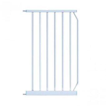Baby Safe ตัวต่อที่กั้นบันได ที่กั้นประตู 45cm (สีฟ้า/ขาว)