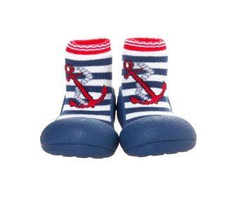 Attipas รองเท้าหัดเดิน รุ่น Marine สีRed Size L