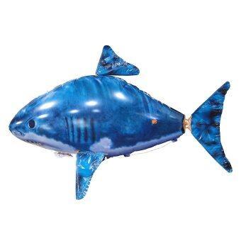ปลาบอลลูนบังคับวิทยุ (ปลาฉลาม) รุ่นอัพเกรด