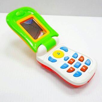 Music Cellular Phone For Baby ของเล่น โทรศัพย์มือถือ สำหรับเด็กเล็ก
