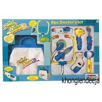 Khonglendee ชุดคุณหมอ +กระเป๋า (8 pcs)