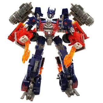 Liketoys Shopหุ่นยนต์แปลงร่างเป็นรถ Taikongshenrs Warrior Robot คล้าย หุ่น Transformers model : H601