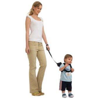 WiseBuy เด็กทารกเดินตู้ควบคุมบังเหียนรัดร้อนกระเป๋าเป้ (image 1)