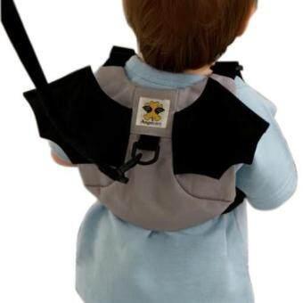WiseBuy เด็กทารกเดินตู้ควบคุมบังเหียนรัดร้อนกระเป๋าเป้