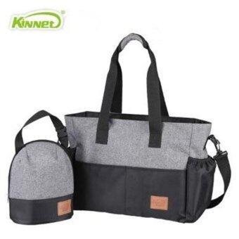Kinnet กระเป๋าใส่สัมภาระคุณแม่และลูกน้อย