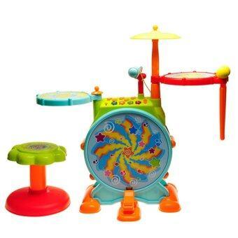 ASIA TOY Melodious Jazz Drum ชุดกลองเด็ก