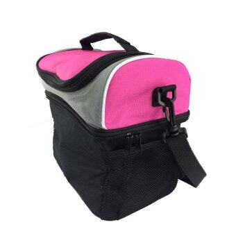 GRACE KIDS กระเป๋าเก็บอุณหภูมิแบบ 2ชั้น พร้อมก้อนน้ำแข็งสำหรับแช่นมและอาหาร (2 ชิ้น) (image 2)