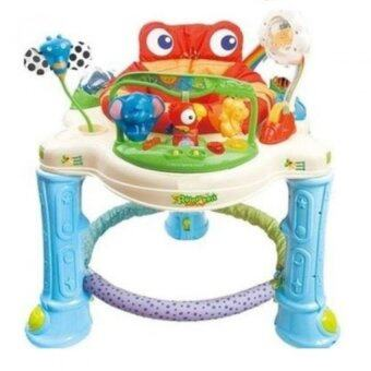 PlayToys เก้าอี้กิจกรรม 360 องศา+รถหัดเดิน Baby walker