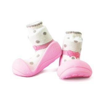 Attipas รองเท้าหัดเดิน Attipas รุ่น - AB02-PINK