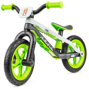จักรยานทรงตัว Chillafish รุ่น BMXie สีเขียว (เหมะสำหรับเด็ก 2 - 5 ปี)
