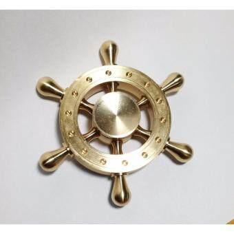 Fidget Spinner finger, Hand Spinner, ฟิดเจ็ต สปิน, แฮนด์ สปิน, ของเล่นแก้เครียด ฝึกสมาธิ ของคนยุคใหม่ มาแรงส์ อินเทรนด์ ! (model 015b) รุ่นนี้มีความหรูหรา คลาสสิค เรียบง่าย ดูดี เหมาะสำหรับไว้ที่โต๊ะทำงาน