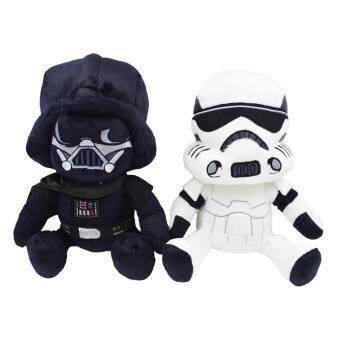 Star Wars ตุ๊กตา Darth Vader และ Storm Trooper 12 นิ้ว