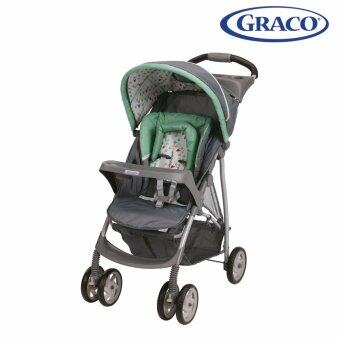 Harga Graco รถเข็นเด็ก Graco Literider Click Connect (Lambert Collection)