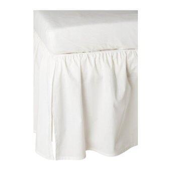 ผ้าปูฐานที่นอนเด็ก ขนาด 60x120 ซม., ขาว(Me Time)