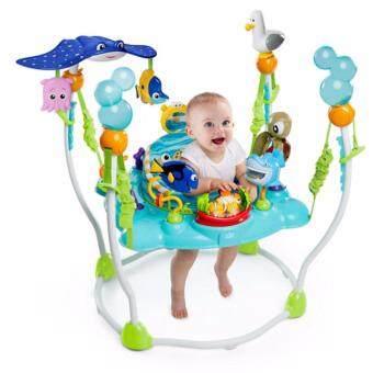 ของแท้จาก USA - Jumperoo The Disney Baby FINDING NEMO Sea of Activities รุ่นใหม่ล่าสุด