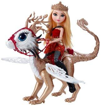 Harga Ever After High Apple White and Dragonrider