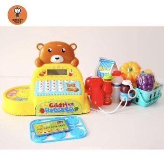 ชุดแคชเชียร์ พี่หมี 35561Bear Cash Register Play Set