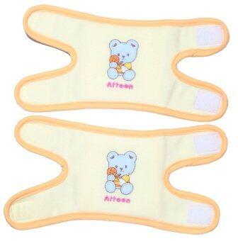 Attoon สนับเข่าสำหรับทารก - สีส้ม