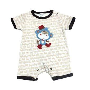 LITTLE BABY M เสื้อผ้าเด็กเล็ก size 0-3 เดือน set006