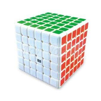Harga 6x6 Aoshi Magic Cube Puzzle Cubo magico kub Stickerless Toys & Hobbies Education Cube IQ Brain Juguetes Educativos - intl