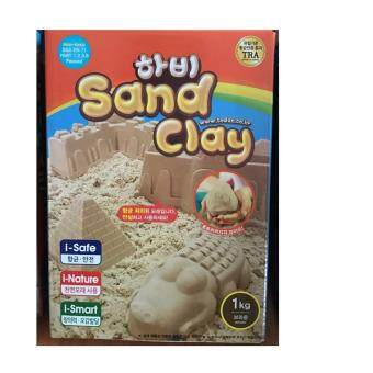 kinetic sand ทรายเกาหลี 1.00 kg สีธรรมชาติ