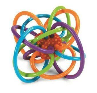 Manhattan Toy ยางกัด Winkel