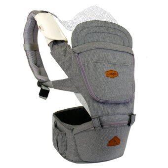 I-ANGEL เป้อุ้มเด็ก รุ่น Light Hipseat Carrier สี Charcoal