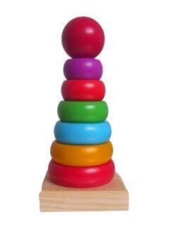 DD Baby ของเล่นไม้ เสริมพัฒนาการ ฝึกสมอง Wooden Toy