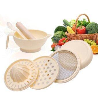 ชุดเตรียมอาหารสำหรับเด็ก เซ็ต 7 ชิ้น Food Making Set (image 0)