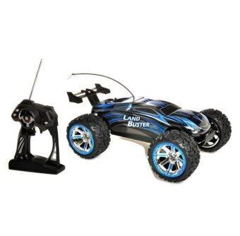 Babybear รถบักกี้บังคับวิทยุ Land Buster Buggy 4WD 1:12 - Blue