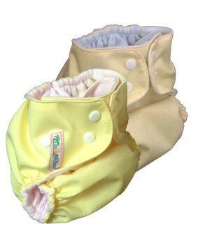 PalmandPond กางเกงผ้าอ้อมกันน้ำ รุ่น One Size+Colorfull เอวกระดุม (แพค 2 รุ่นที่ 6)