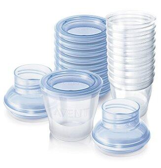 AVENT ถ้วยเวียสำหรับเก็บน้ำนม 180 ml
