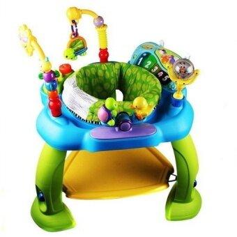baby_kidsonline เก้าอี้กระโดดของเล่นรอบตัว (สีฟ้า)