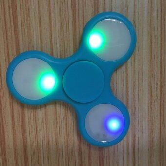 DT Hand Spinner Fidget ลูกข่างฝึกสมาธิ(ไฟ)
