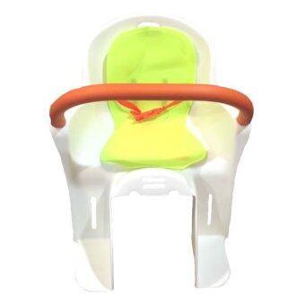 Baby เก้าอี้ติดจักรยานด้านหลัง (สีขาว)