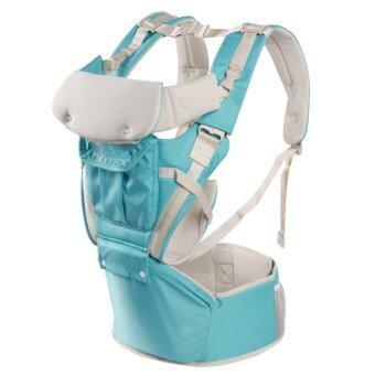 เด็กทารกหายใจผู้บริหารปรับได้กระเป๋าเป้สะพายห่อ (น้ำ)