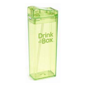 GRACE KIDS กระติกน้ำหัดดื่มสูญญากาศ ขนาด12 ออนซ์ (สีเขียว)