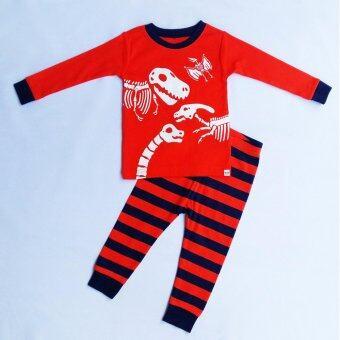 BabyGap ชุดนอนเด็กชาย ชุดนอนเด็กหญิง เนื้อนุ่ม แขนยาว ขายาว